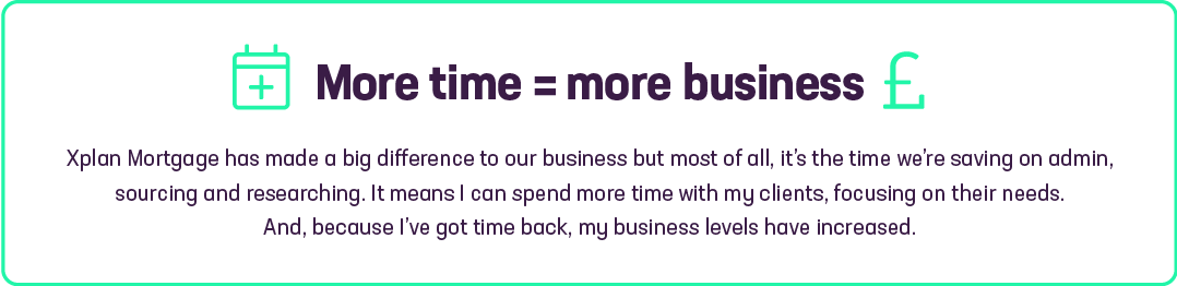 More time = more business